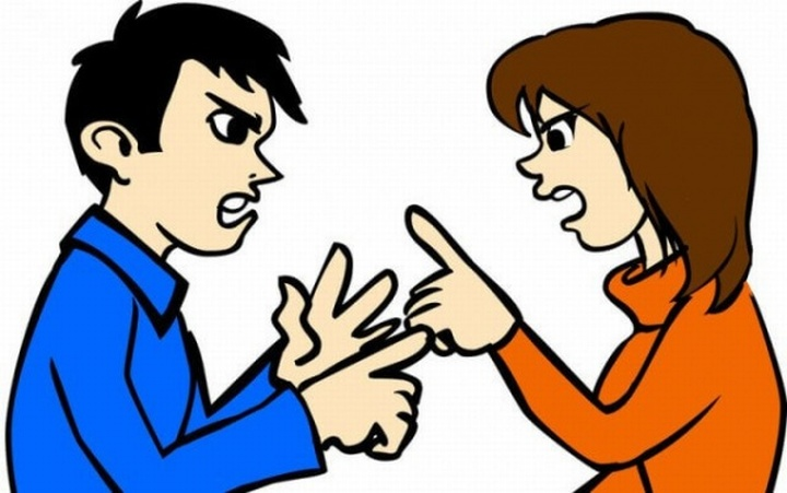 С конфликтными людьми нельзя вступать в эмоциональный разговор