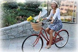 Модели женских велосипедов