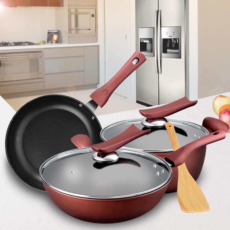 Качественные сковороды ВОК с крышкой