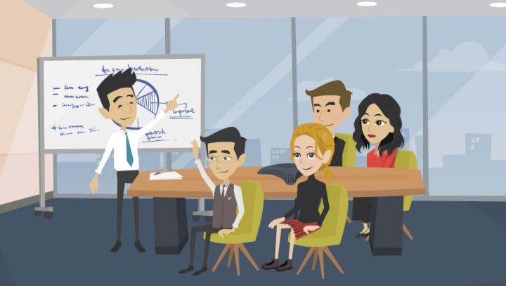 Для представителей малого бизнеса проще отправлять сотрудников на обучающие семинары