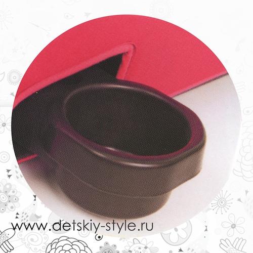 Выдвижные подстаканники кресла Смешарики SM/DK-400