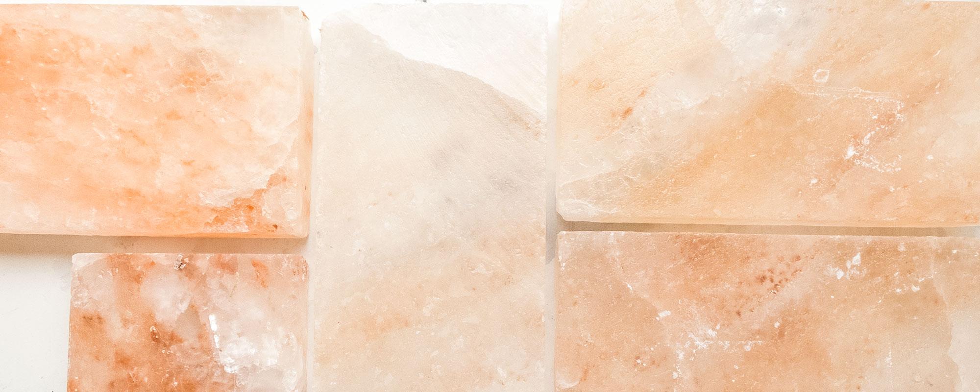 Соляная плитка: приготовьте блюдо на соли.