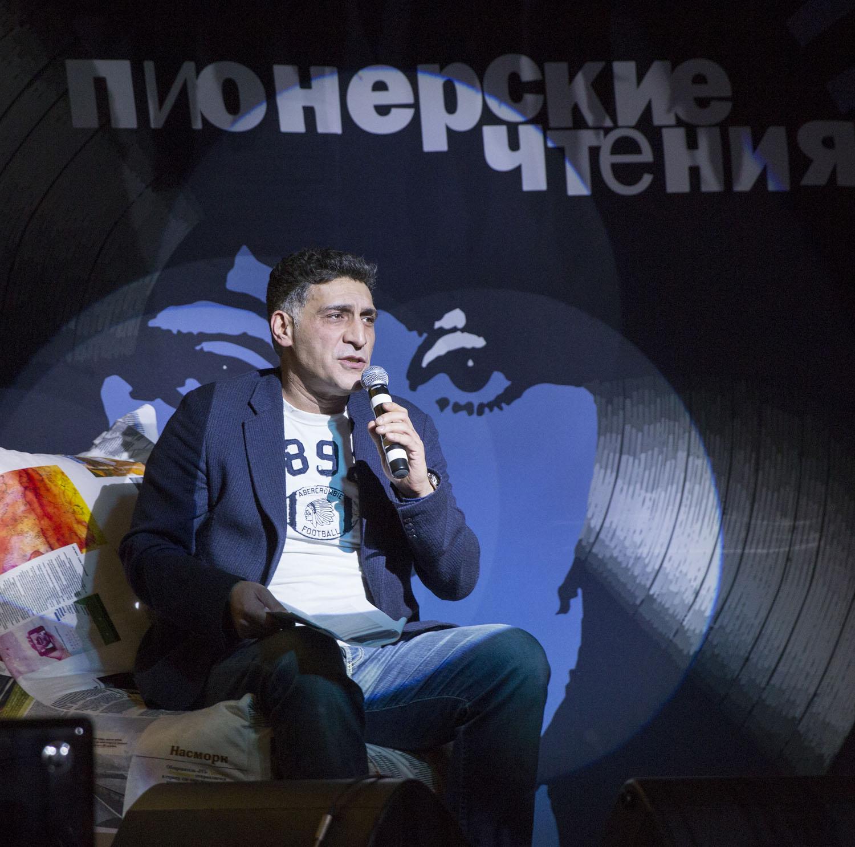 """Тигран Кеосаян и его искрометная """"музыкальная"""" история"""