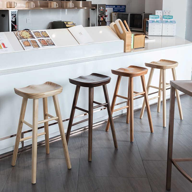 Красивые барные стулья
