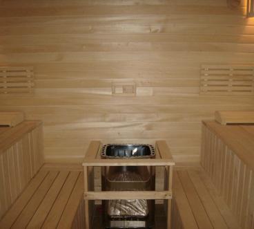 Строительство саун из дерева Береза
