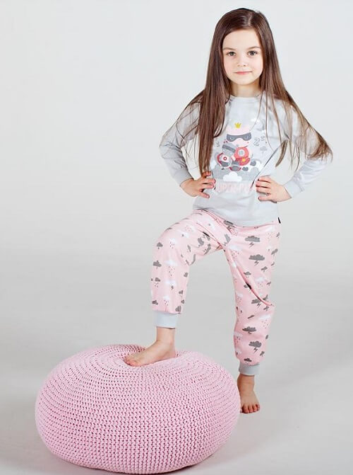 Пижама Босса Нова купить в интернет-магазине Мама Любит для девочек