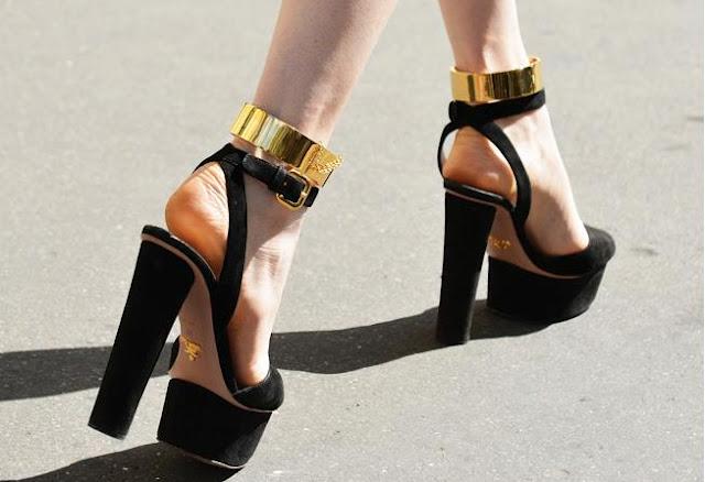 браслеты для ног
