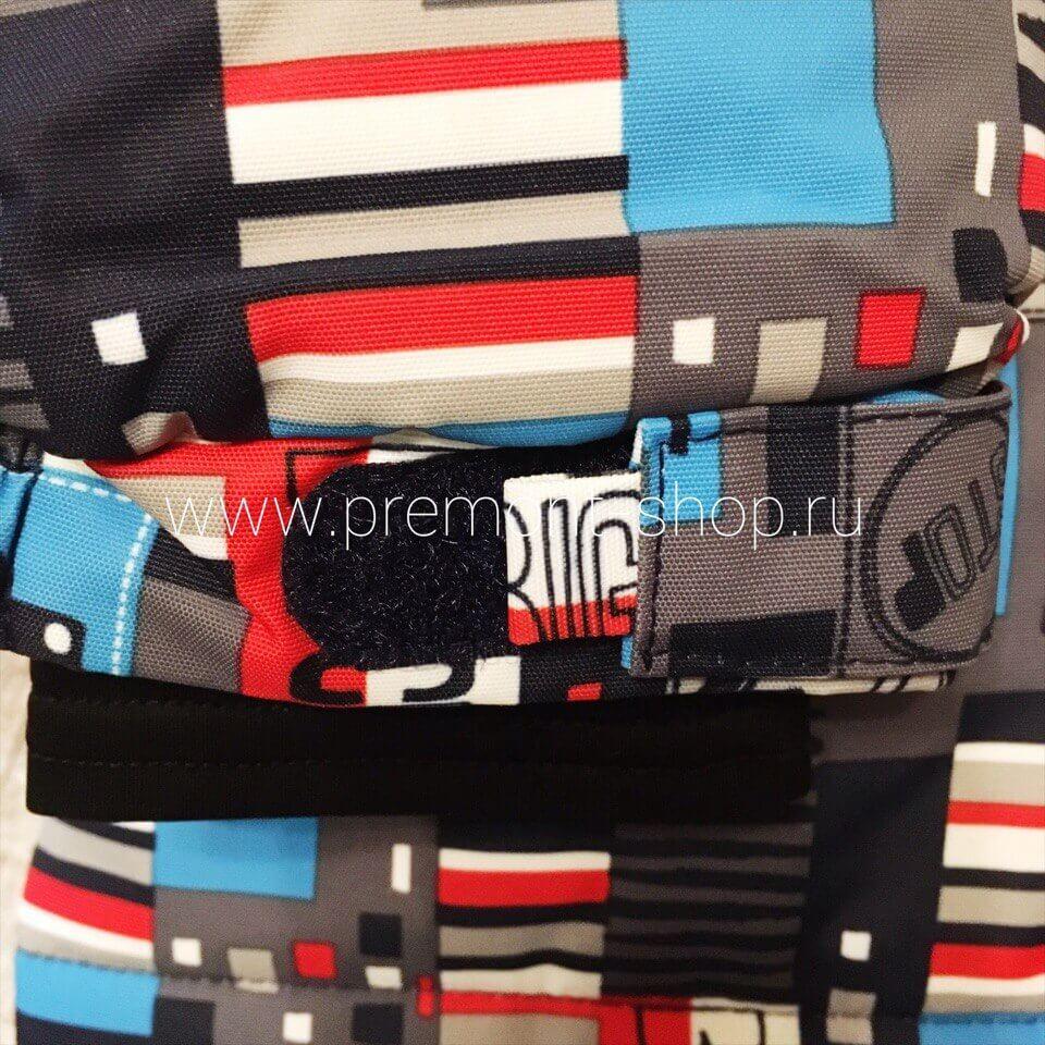 Регулируемые манжеты на куртке Premont для мальчиков