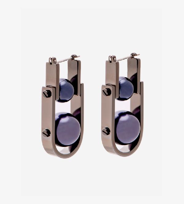 Серьги-Pearl-Machine-Black-от-бренда-A-L_epoque.jpg