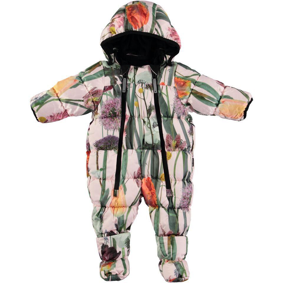 детская зимняя одежда моло