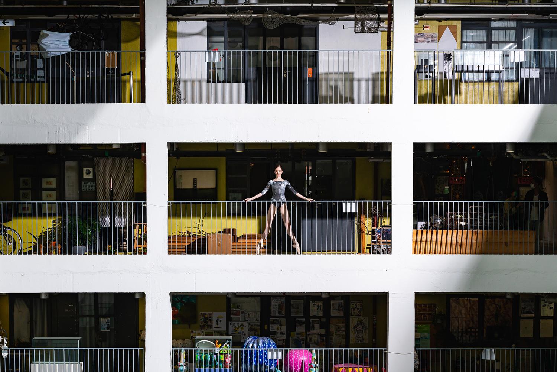 Фотограф: Lee Wai Leung, Балерина: Ashleigh Bennett