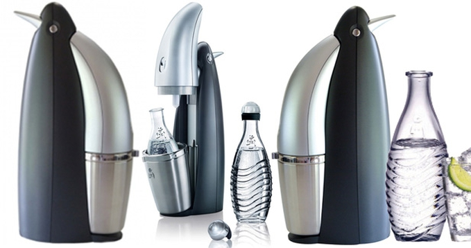 Сифон Sodastream Penguin