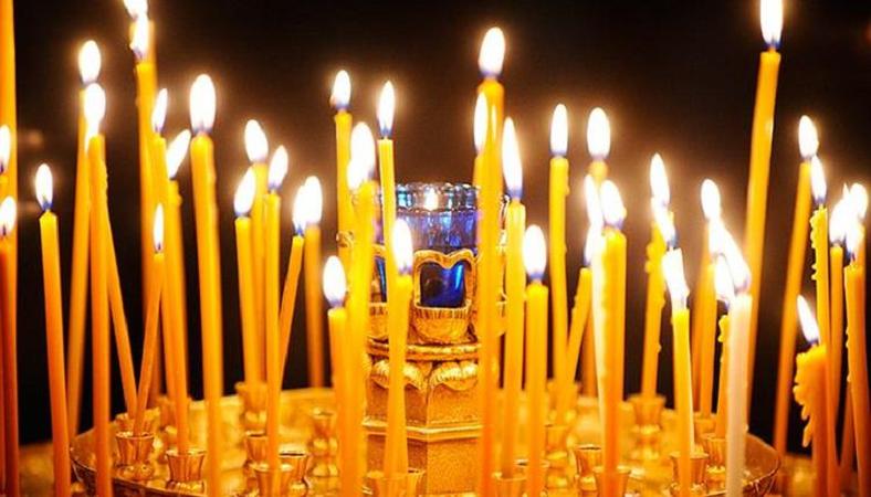 восковые церковные свечи заказ