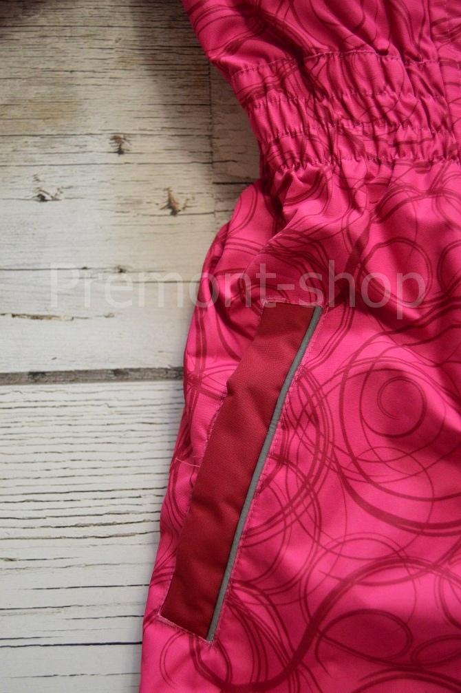 Утяжка на комбинезоне Premont Озера Альберта Sport