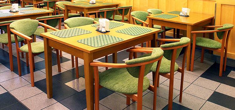 Стулья деревянные для ресторана и столовой