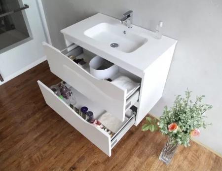 Тумба с раковиной для ванной комнаты