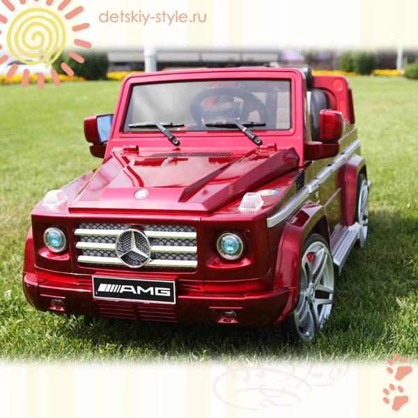 электромобиль mercedes G55, amg, купить, гелендваген, детский, лицензия, оригинал, отзывы, электромобиль джип g55, joy automatic, джип mersedes benz, заказать, доставка, россиия