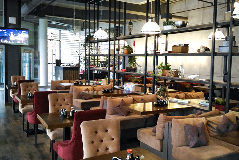 Ресторан Токио-Sity, пр.Просвящения, 48