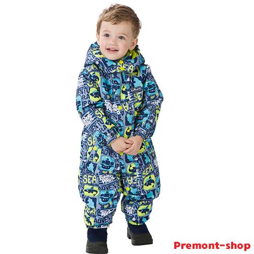 Комбинезон Premont Тайны острова Оук купить в интернет-магазине Premont-shop для садика!
