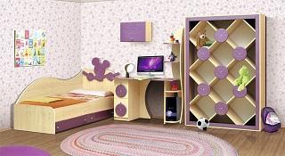 VITAMIN К Мебель для детской