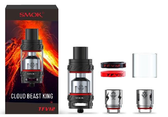 TFV12 от Smok - комплект поставки