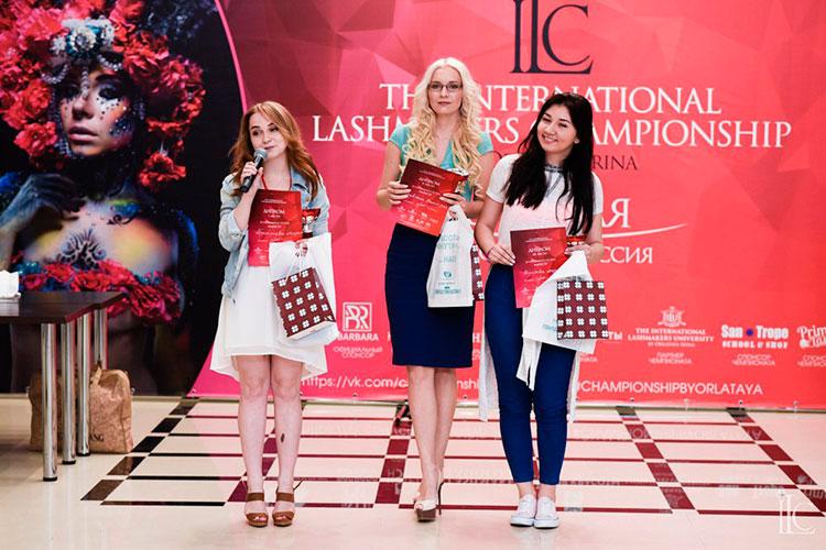 Победа на международном чемпионате по наращиванию ресниц