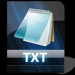 Текстовый файл для скачивания с реквизитами компании ИП Селезнев
