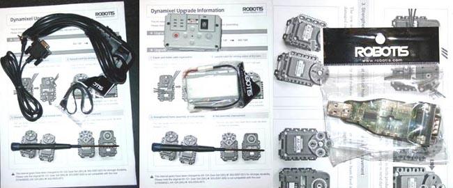 Контроллер от BIOLOID Robotis Premium