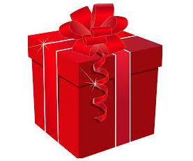 Подарок - всегда приятное дополнение к покупке