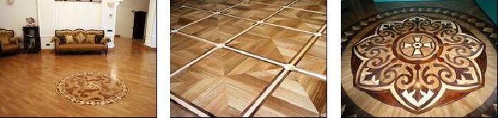 Дуб издавна занимает лидирующее место среди твердых и ценных пород древесины, используемых в паркетных полах.