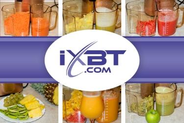 Обзор iXBT: Одношнековая соковыжималка Tribest Slowstar