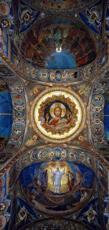 Успенский собор в Ярославле.Путешествие по святым местам