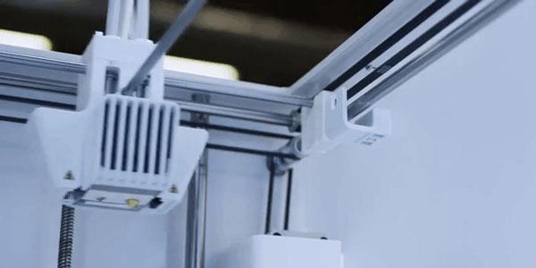 Печатающая головка 3д принтера