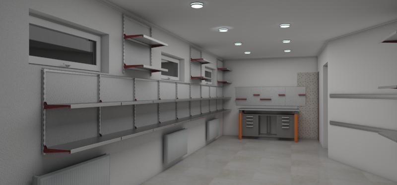 Системы гаражного хранения
