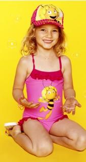 Детские слитные купальники для девочек от 3 до 12 лет. Интернет магазин BabyBell