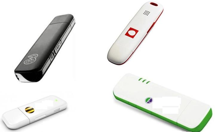 Бюджетные 3G USB-модемы для подключения онлайн-касс к интернету