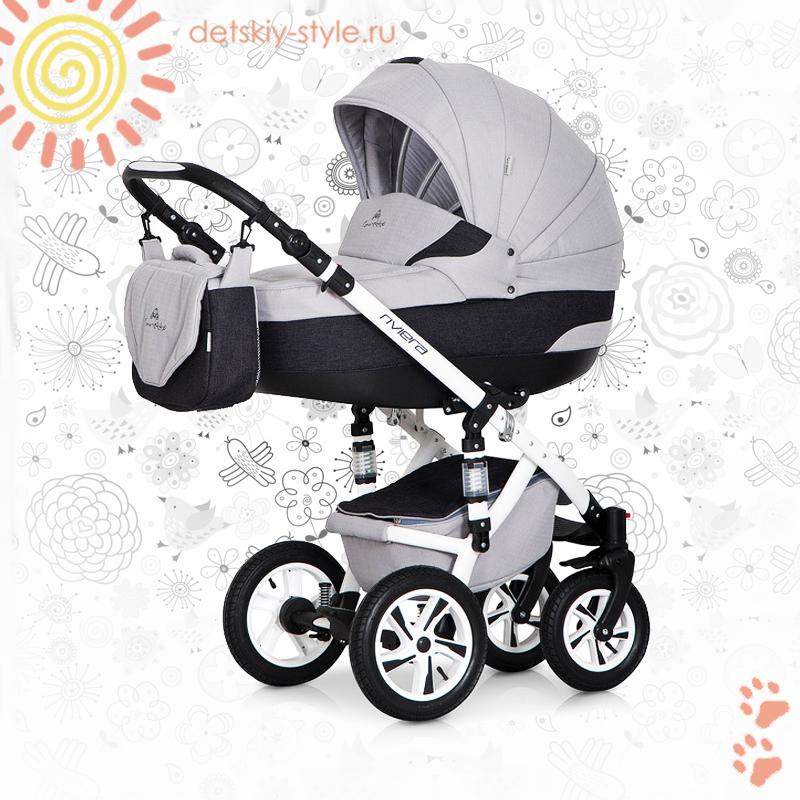 коляска сaretto riviera 2в1, купить, цена, детская коляска каретто ривьера, заказ, заказать, стоимость, отзывы, бесплатная доставка, официальный дилер caretto