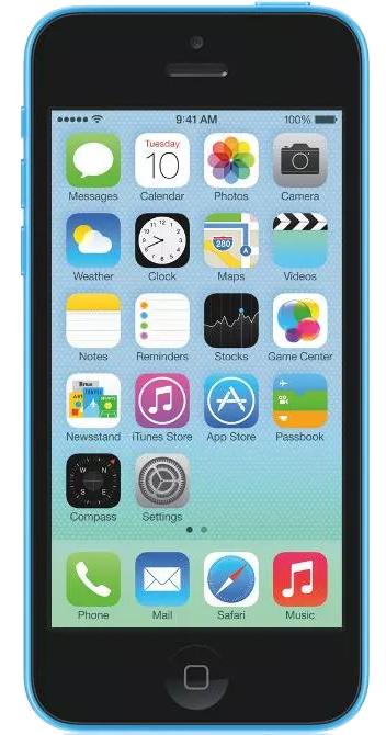 оригинальный iPhone 5С