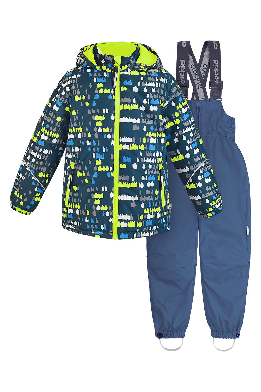 crockid (крокид) зимний комплект для мальчика