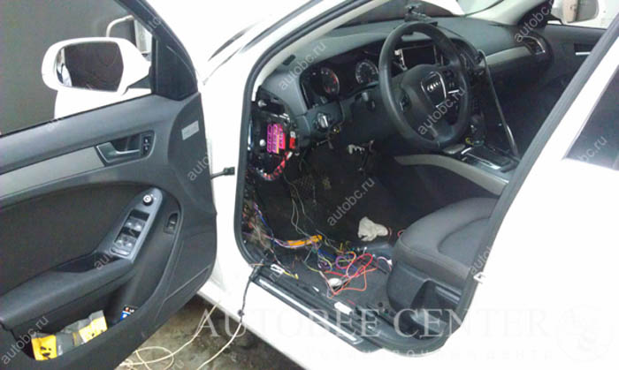 install-alarmsystem_Audi_A4_2.jpg