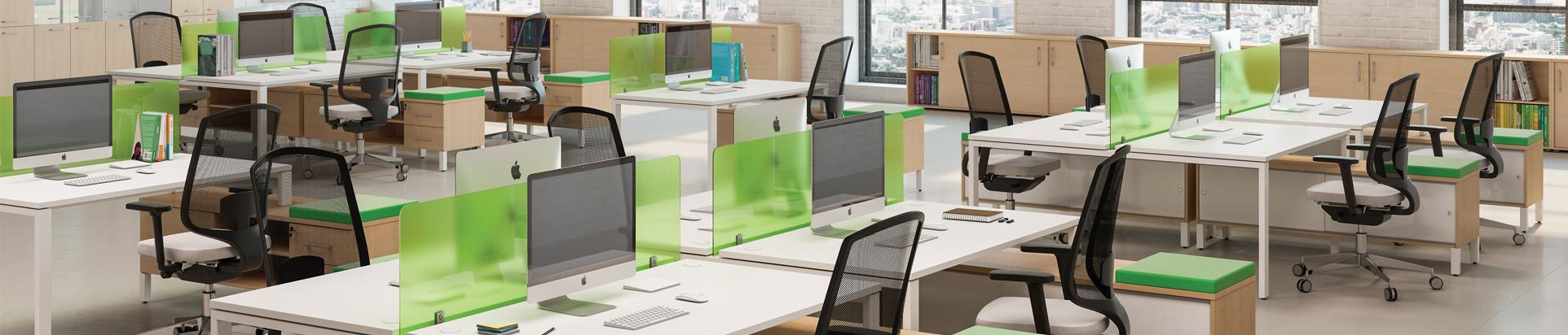 Создание современных офисных интерьеров