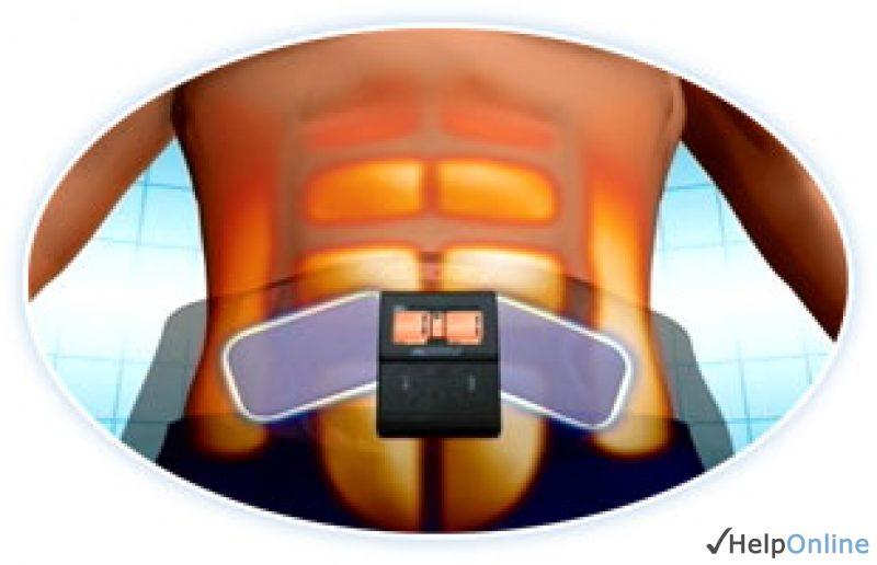 Пояс миостимулятор AbTronic X2 (Абтроник)