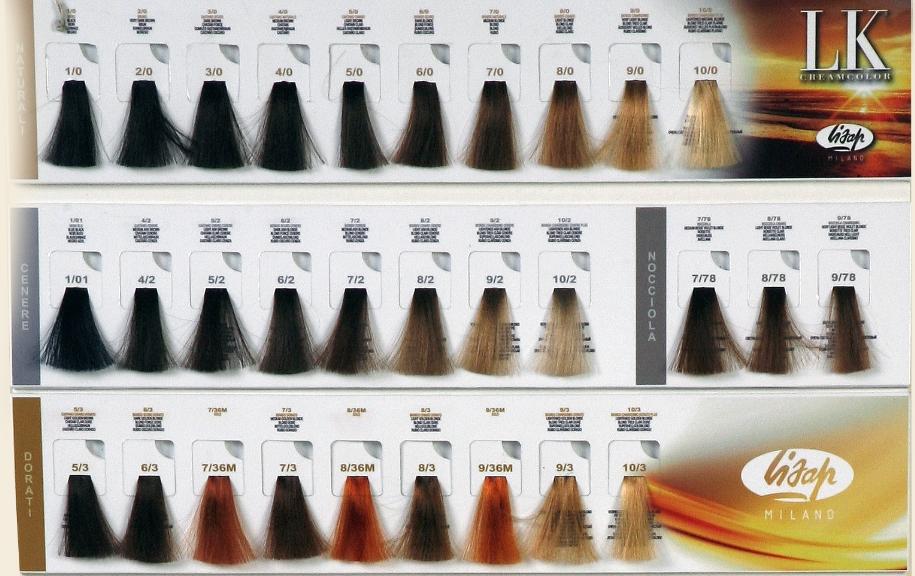 Краска для волос лисап фото палитра