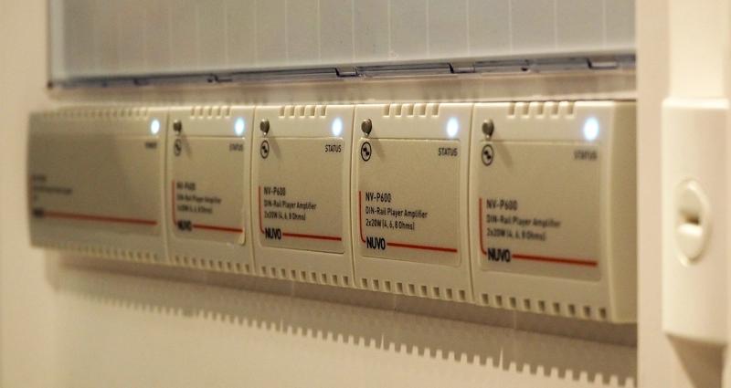 Выбираем мультирум систему: NuVo