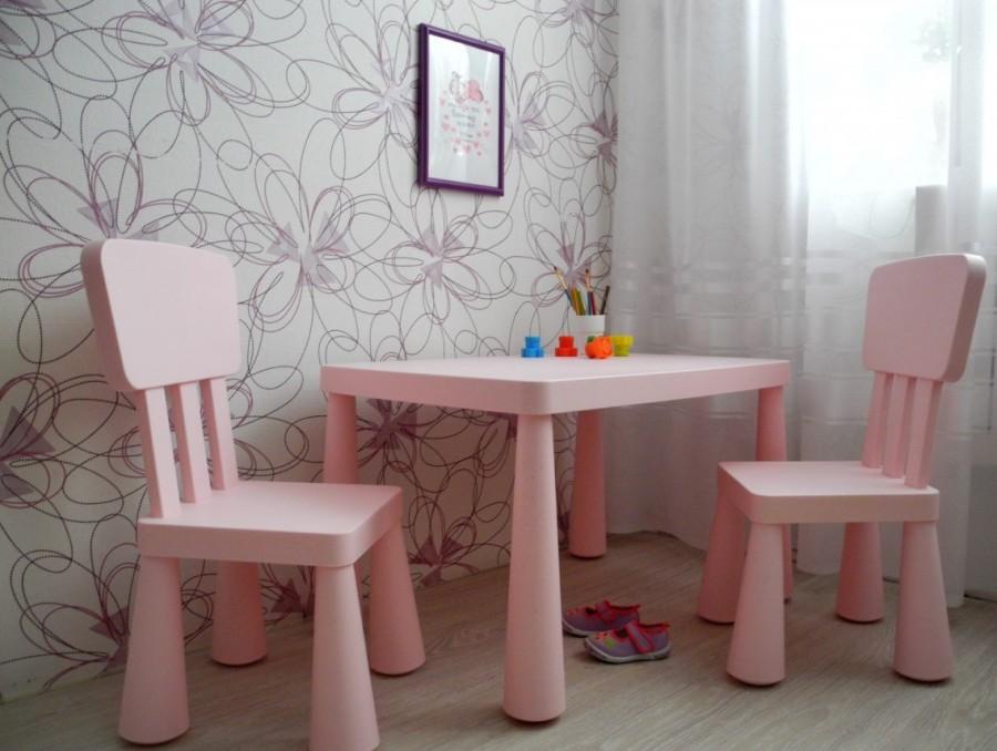детские стулья икеа