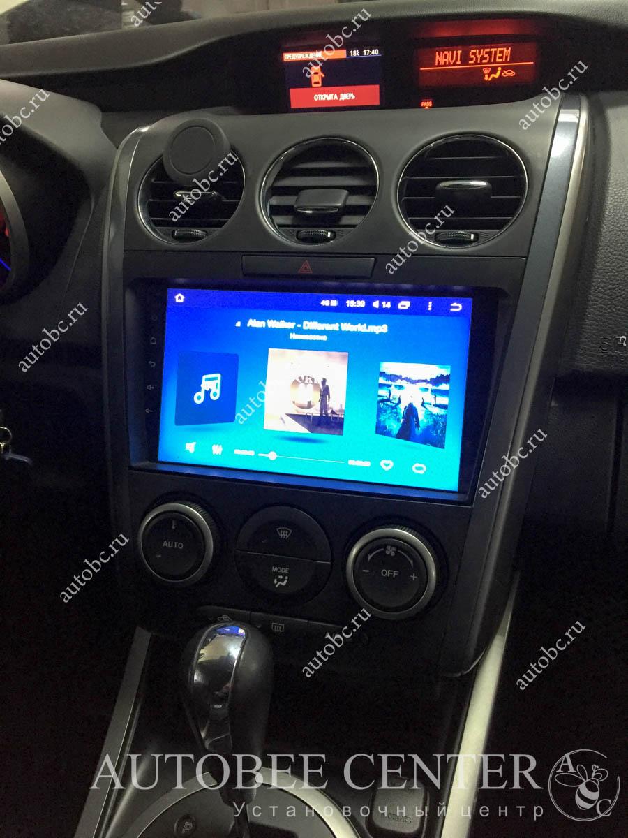 Mazda CX7 (магнитола Teyes + камера)