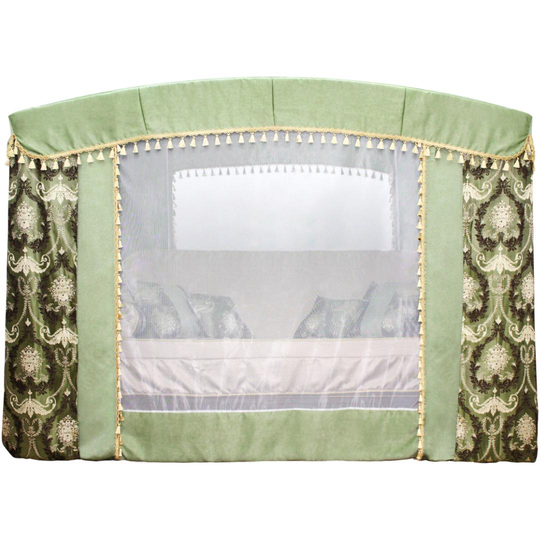 Княгиня зеленые сетка