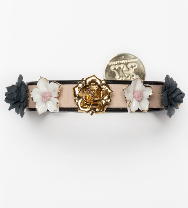 бижутерия из фарфора от ANDRES GALLARDO Mini bracelet