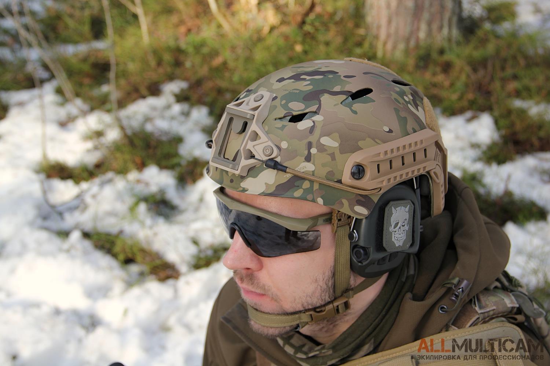Карбоновый шлем от компании 5.45 DESIGN