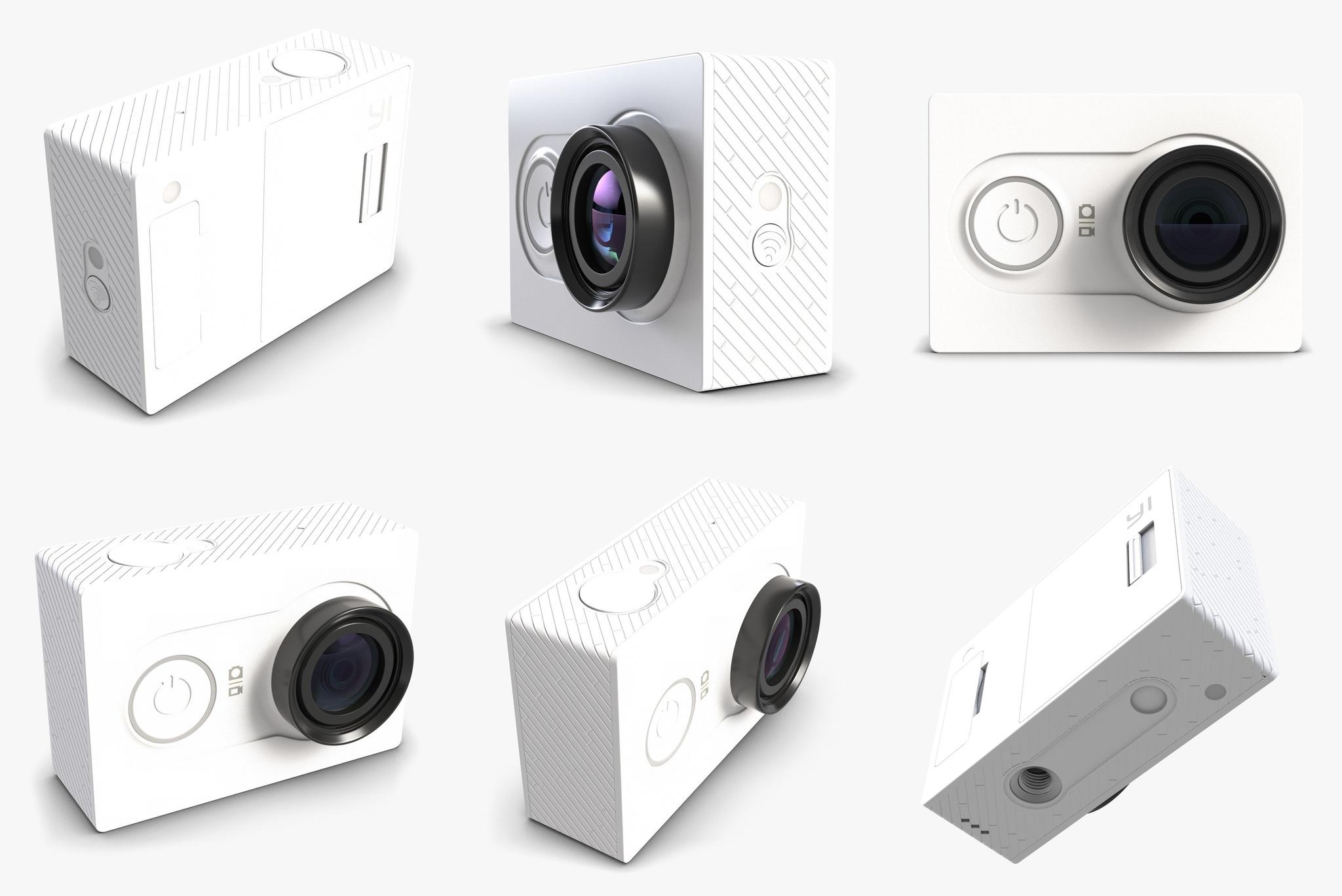 Преимущества и отличия экшн-камеры Xiaomi.